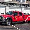 Laureldale, Atlantic County NJ, Rescue 18-37, 2008 Ford F450 - Stahl, (C) Edan Davis, www sjfirenews (2)