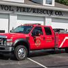 Laureldale, Atlantic County NJ, Rescue 18-37, 2008 Ford F450 - Stahl, (C) Edan Davis, www sjfirenews (1)