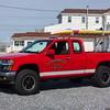 Strathmere Fire Co  Cape May County NJ, Surf Rescue 9-14, 2012 GMC Canyon, (C) Edan Davis, www sjfirenews com  (2)