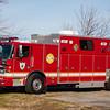 Minquas, New Castle County DE, Rescue 23, 2011 Pierce Arrow XT - 1993 Sausbury, 500-200, (C) Edan Davis, www sjfirenews (4)