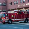 Minquas, New Castle County DE, Rescue 23, 2011 Pierce Arrow XT - 1993 Sausbury, 500-200, (C) Edan Davis, www sjfirenews (5)