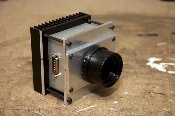 Afbeelding van de Genesis CCD camera