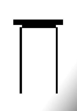 Uit de topplaat zal een soort deksel voor de buis gedraaid worden die op de volgende manier de buis afdicht