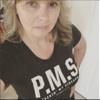 PMS ( Packin' My Sidearm ) Grey Heather Tee