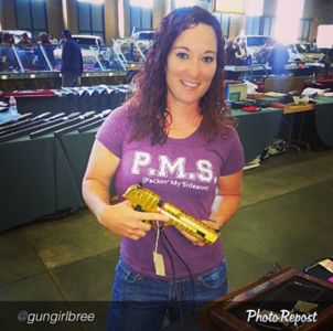 PMS Tee / Photo Credit: Gun Girl Bree