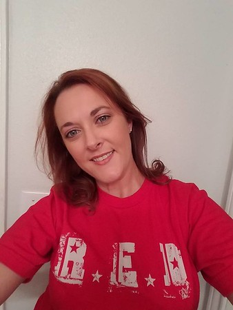 RED (Remember Everyone Deployed) Tee
