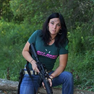 Hot Brass Depository green tee / Photo Credit: BigShooterist - Morgan