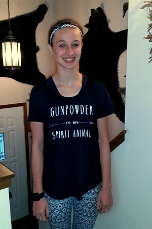 Gun Powder is my Spirit Animal Tee