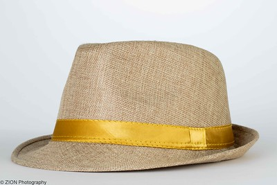Lady's Brimmed Hat