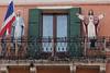 Holy Balcony