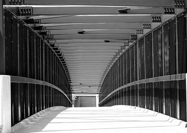 Towpath Trail Interbelt Bridge