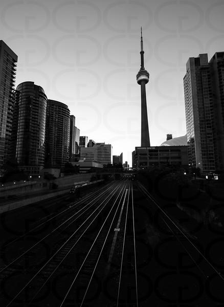 Toronto in Mono