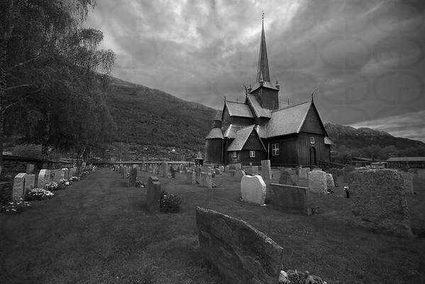 Lom Stave Church in Mono