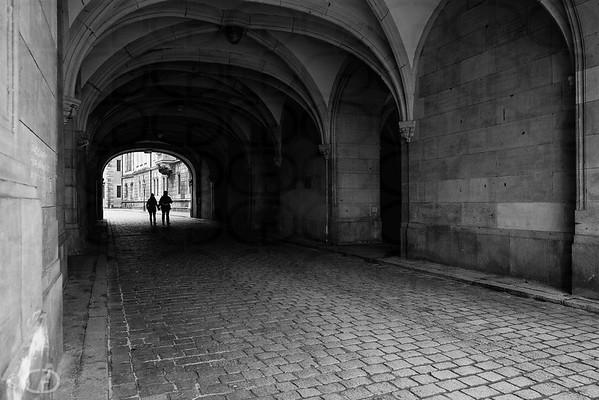 Under the Georgenbau
