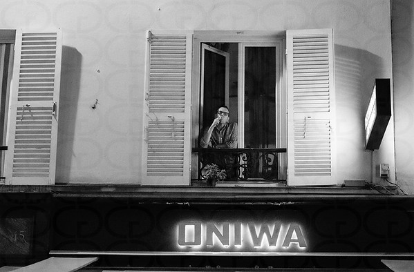 The Apartment Over Oniwa