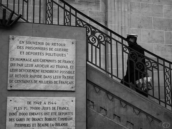 Memorial Steps