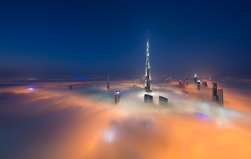Dubai Fog Blues