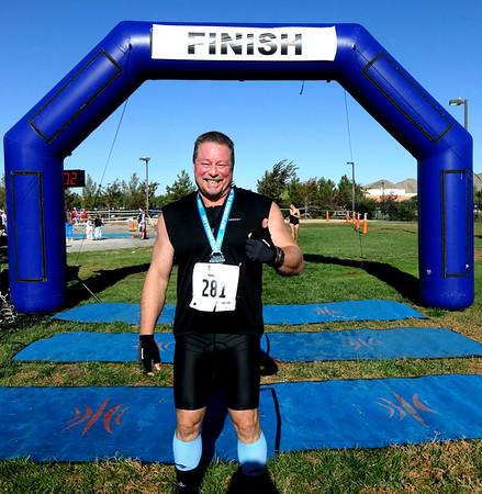 Apple Valley Reverse Triathlon September 24, 2016