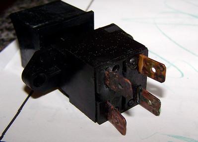 Asko 1303 Dishwasher Burnt Start Button and Wiring