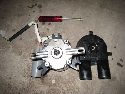 Calypso Washer Pump and Water Inlet Valve Replacement