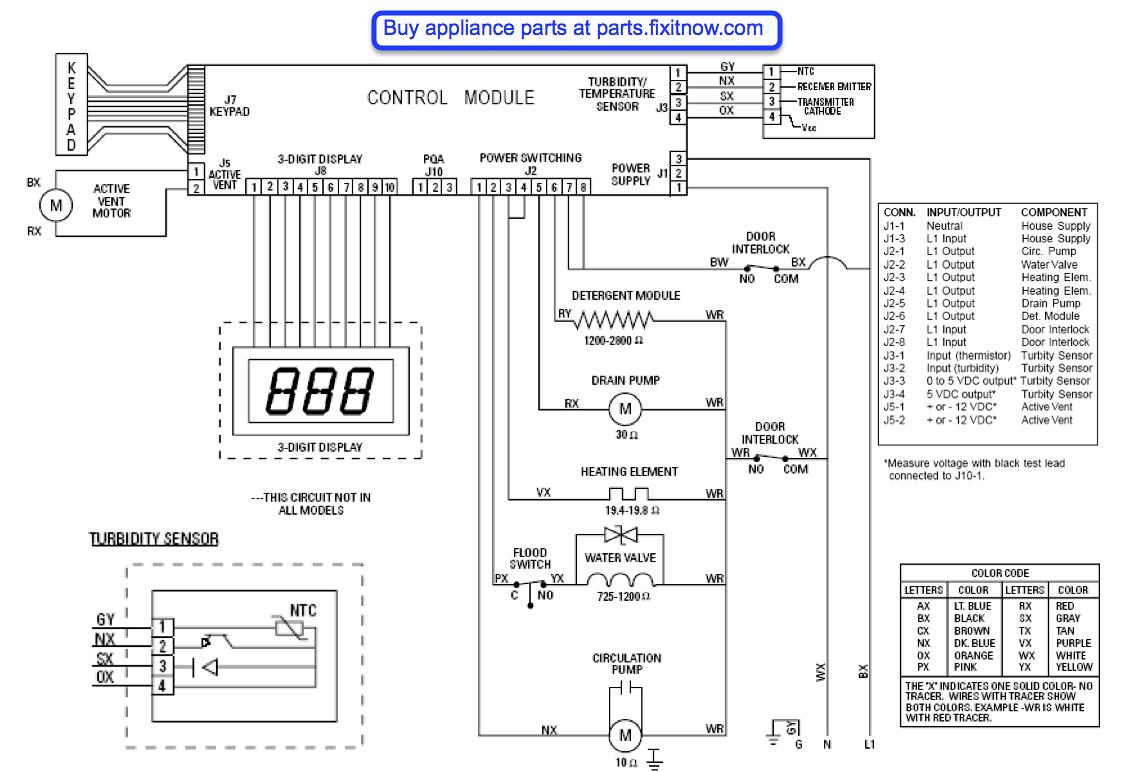 Dishwashers appliantology ge triton xl dishwasher wiring diagram asfbconference2016 Choice Image