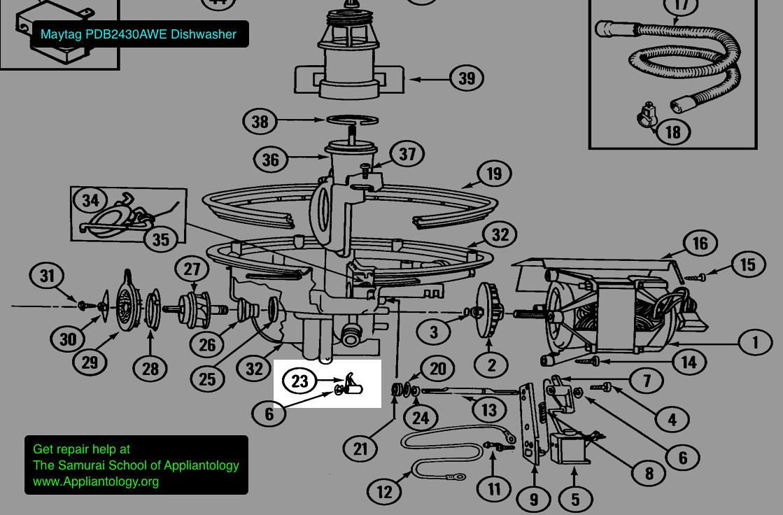 Maytag Mce Ay Dryer Motor Wiring Diagram on