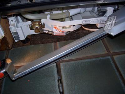 Bosch Dishwasher Toe Panel