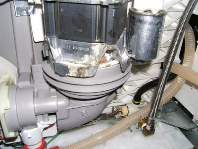 Bad Motor on a Whirlpool / Kitchenaid / Kenmore Dishwasher