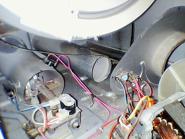 Speed Queen Gas Dryer Teardown
