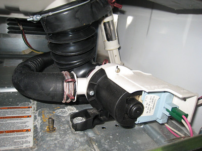 Frigidaire Front-Load Washer Drain Pump Clean-Out