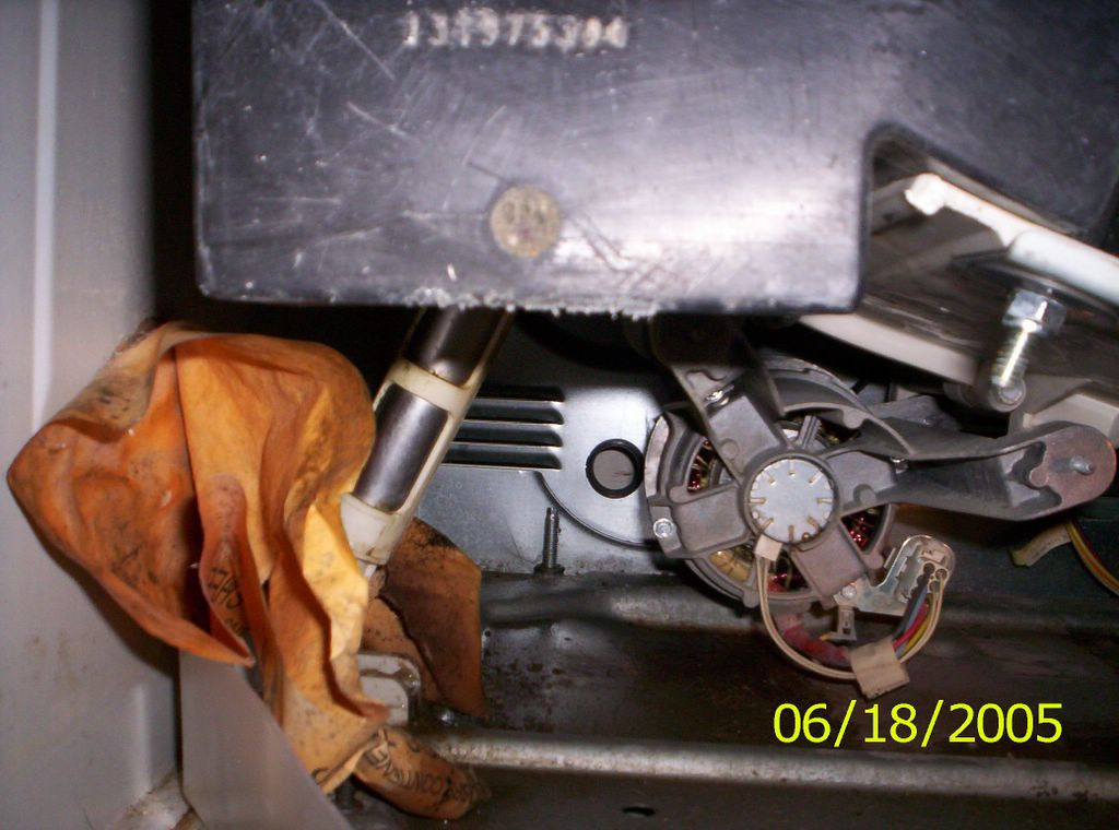 Ongoing Leak from a Frigidaire-Kenmore FL Washer