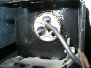 Compressor Power Terminals