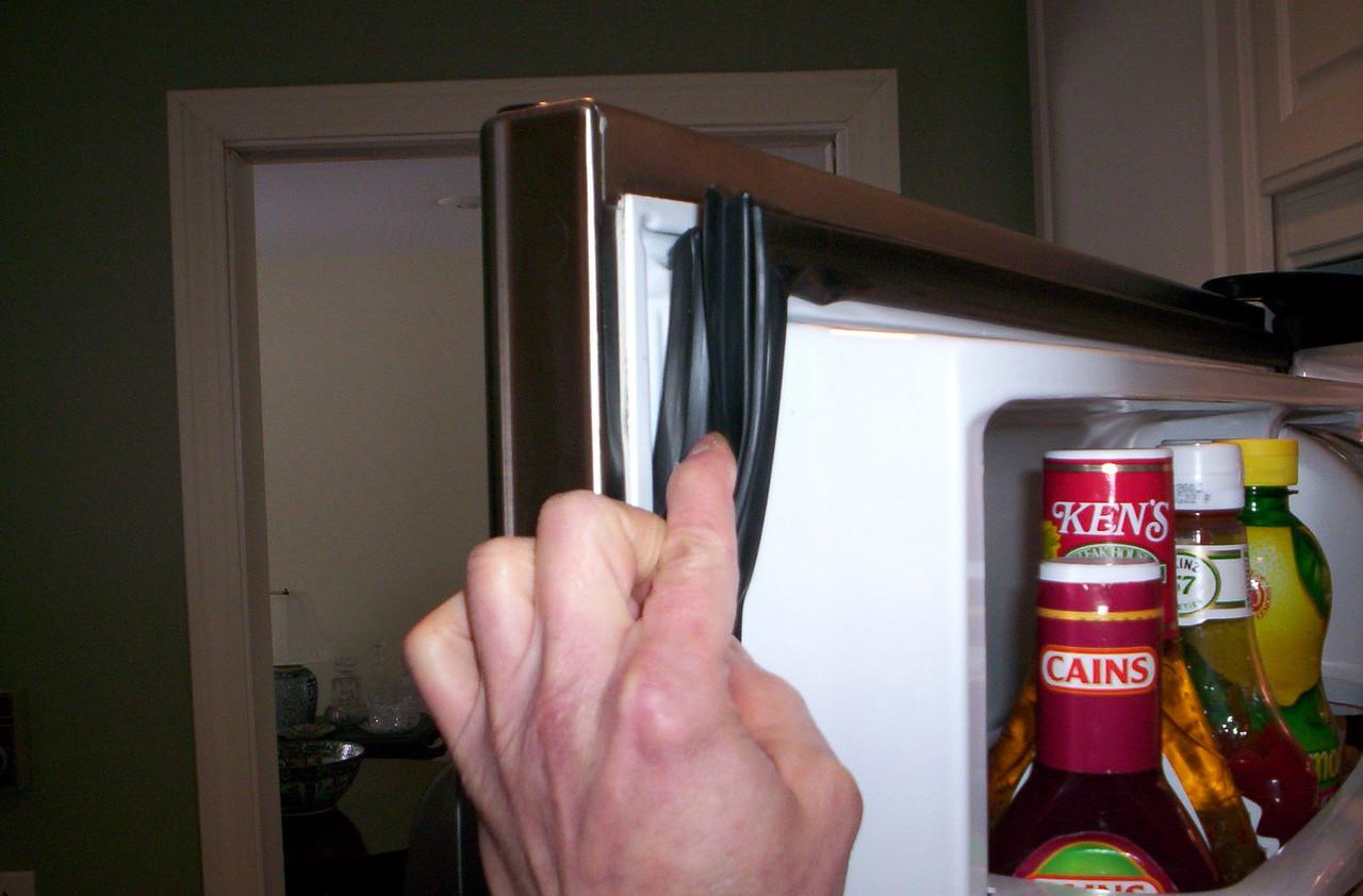 Refrigerator Door Gasket