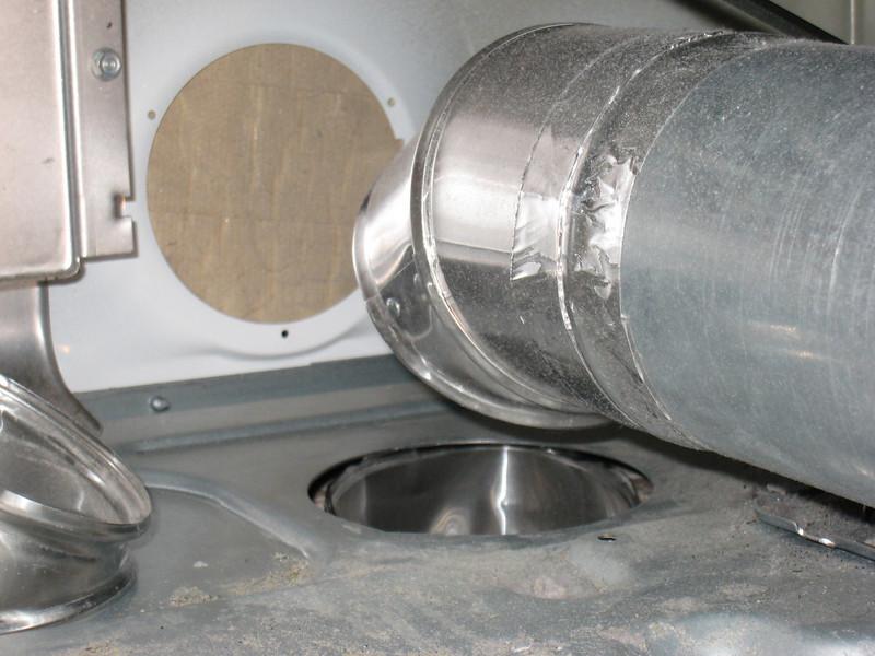 Stupid Dryer Vent