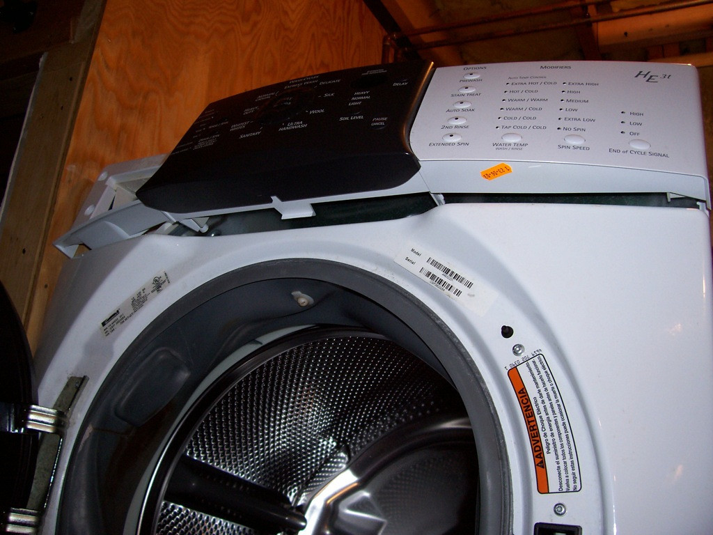 Whirlpool Duet / Kenmore Elite Front Loading Washer