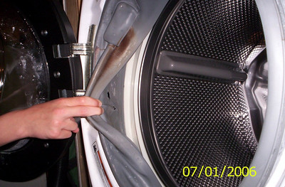 Whirlpool Duet / Kenmore Elite Torn Door Bellows