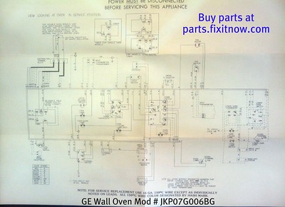 wiring diagrams and schematics appliantology rh appliantology smugmug com GE Oven Model Number Electric Oven Thermostat Wiring Diagram