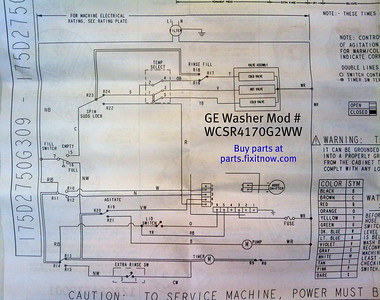 wiring diagrams and schematics appliantology ge washer mod wcsr4170g2ww wiring diagram