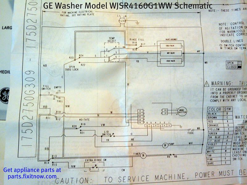 ge washer schematic wiring diagram wiring diagrams and schematics appliantology  wiring diagrams and schematics