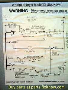 5065978311_2936e775cf_o S wiring diagrams and schematics appliantology Whirlpool Dryer Schematics and Diagrams at mr168.co