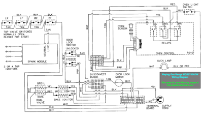 wiring diagrams and schematics appliantology rh appliantology smugmug com Schematic Circuit Diagram 262B Wiring Schematic for A