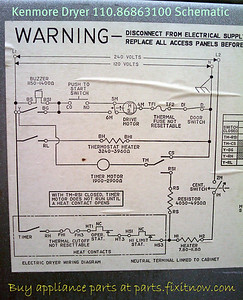 5222989094_b29772a535_o S appliantology photo keywords dryer kenmore dryer wiring diagram at aneh.co