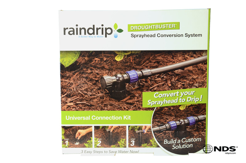 DROUGHTBUSTER™ Universal Connection Kit - FR UNI