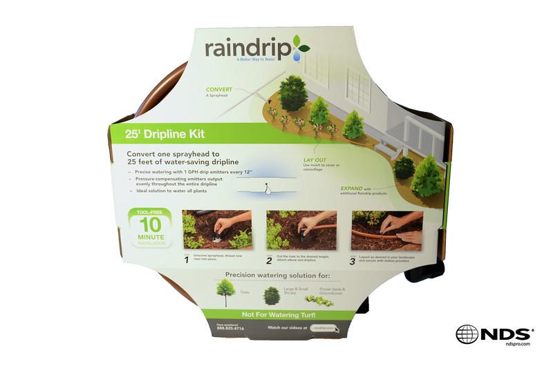 DROUGHTBUSTER™ 25' Dripline Kit - DBK DRIP
