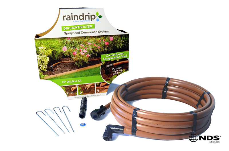 DROUGHTBUSTER™ 25' Dripline Kit - DBK DRIP