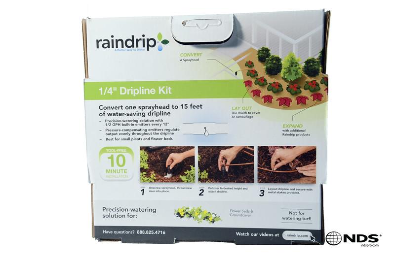 "DROUGHTBUSTER™ 1/4"" Dripline Kit - CONV DP"