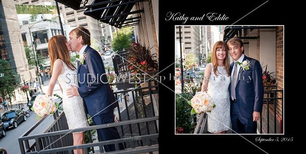 Ross-Zukowski Wedding Album