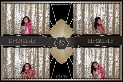 Hazel and Daniel's Wedding