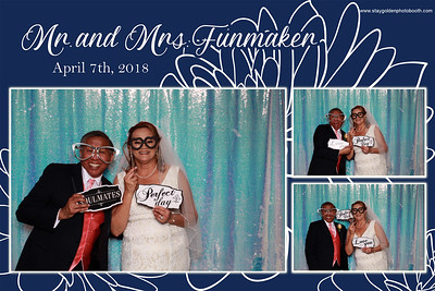 Mr. and Mrs. Funmaker's Wedding