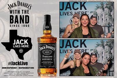 Jack Live - Strips